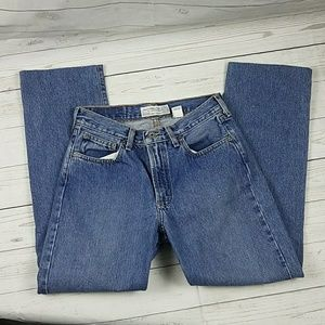 Abercrombie and Fitch Jeans Boot Cut Size 2